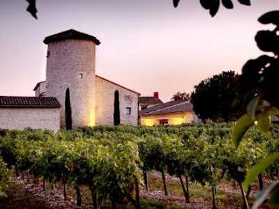 Cahuzac sur vere chateau de la salette et les vignes routes touristiques du tarn guide du tourisme de l occitanie