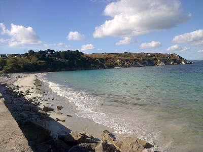 Camaret sur mer plage du correjou routes touristiques dans le finistere guide du tourisme en bretagne