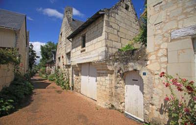 Candes saint martin les ruelles plus beau village routes touristiques dans l indre et loire guide du tourisme centre val de loire
