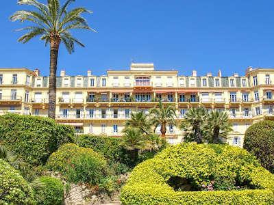 Cannes parc vallombrosa routes touristiques des alpes maritimes guide touristique de la provence alpes cote d azur