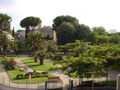 Carcassonne jardin maria et pierre sire grand site de france ville dart et d histoire routes touristiques de aude guide du tourisme d occitanie