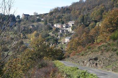 Cassagnas routes touristique de la lozere guide du tourisme du languedoc roussillon