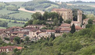 Castelnau barbarens routes touristiques de gers guide du tourisme midi pyrenees
