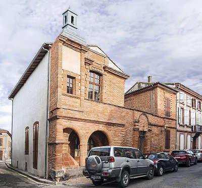 Castelsarrasin maison italienne routes touristiques du tarn et garonne guide du tourisme du midi pyrenees