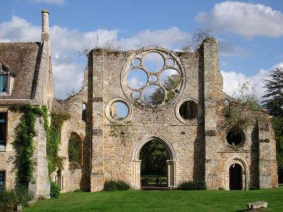 Cernay la ville abbaye des vaux de cernay routes touristiques des yvelines guide du tourisme ile de france