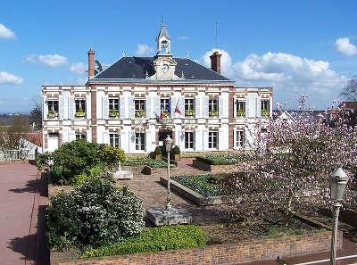 Chambourcy mairie routes touristiques des yvelines guide du tourisme ile de france