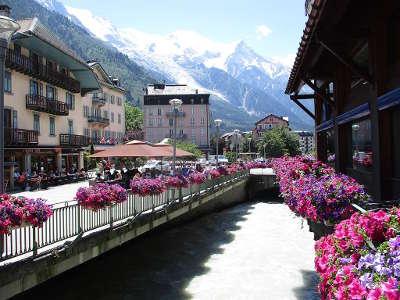 Chamonix routes touristiques de haute savoie guide du tourisme de rhone alpes