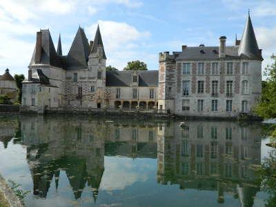 Chateau d o route des chateaux au coeur de l orne routes touristiques de l orne guide du tourisme normandie