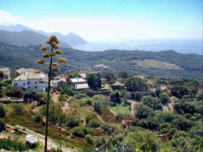 Chateau de bellavista cap corse routes touristiques en haute corse guide du tourisme de la corse