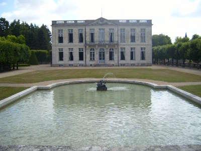 Chateau de bouges le chateau les routes touristiques dans l indre guide du tourisme centre val de loire