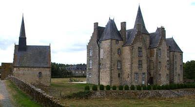 Chateau de bourgon routes touristiques de mayenne du tourisme du pays de la loire