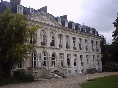 Chateau de filieres routes touristiques de seine maritime guide du tourisme de haute normandie