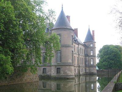 Chateau de haroue les routes touristiques de meurthe et moselle guide du tourisme de lorraine