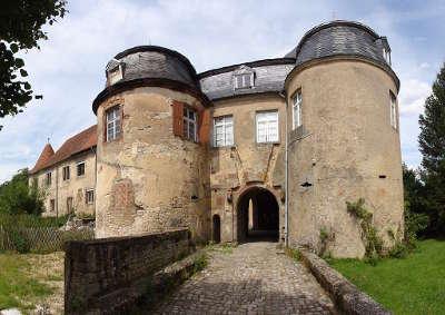 Chateau de lorentzen bas rhin route des chateaux d alsace guide du tourisme copie