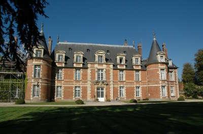 Chateau de miromesnil routes touristiques de seine maritime guide du tourisme de haute normandie