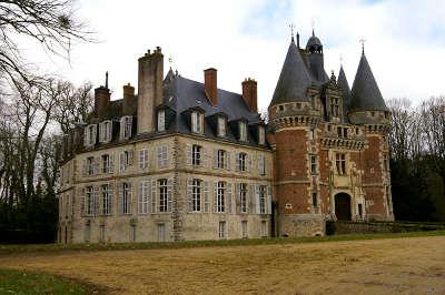 Chateau de saint agil routes touristiques dans le loir et cher guide du tourisme centre val de loire
