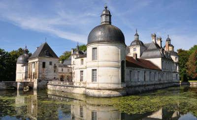 Chateau de tanlay routes touristiques dans l yonne guide du tourisme en bourgogne 1