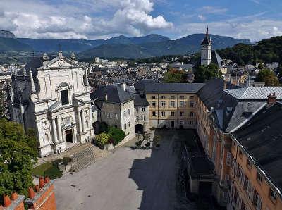 Chateau des ducs de savoie routes touristiques de savoie guide touristique de rhone alpes