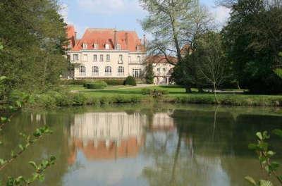 Chateau du marechal lyautey les routes touristiques de meurthe et moselle guide du tourisme de lorraine
