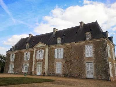 Chateau du puy routes touristiques de mayenne du tourisme du pays de la loire