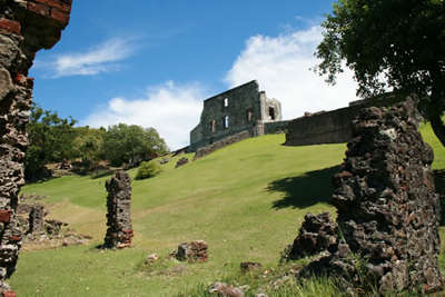 Chateau dubuc parc naturel regional de la martinique guide du tourisme de la martinique
