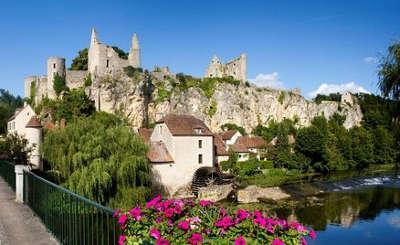 Chatellerault routes touristique de la vienne guide du tourisme de poitou charentes