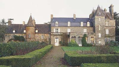 Chatillon en vendelais chateau des hurlieres routes touristiques dans l ille et vilaine guide du tourisme en bretagne