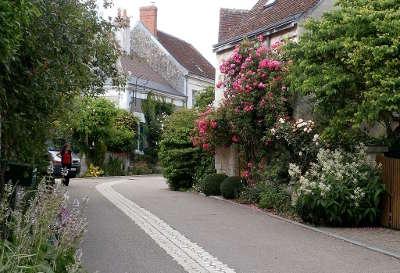 Chedigny jardin et ville remarquable routes touristiques dans l indre et loire guide du tour