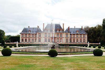 Choisel le chateau de breteuil routes touristiques des yvelines guide du tourisme ile de france