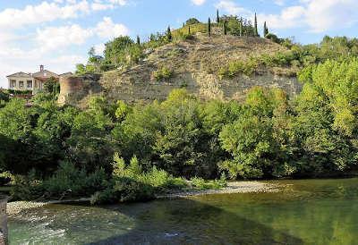 Cintegabelle routes touristiques de hautes garonnes guide du tourisme midi pyrenees