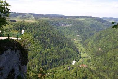 Cirque de consolation vallee du doubs et du dessoubre routes touristiques du doubs guide du tourisme de franche conte