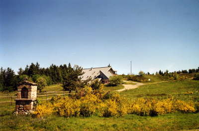 Col de la loge routes touristiques de la loire guide touristique rhone alpes