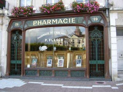 Commercy la pharmacie malard routes touristiques de meuse guide du tourisme de lorraine