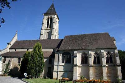 Cormeilles en parisis eglise saint martin routes touristiques du val d oise guide du tourisme d ile de france