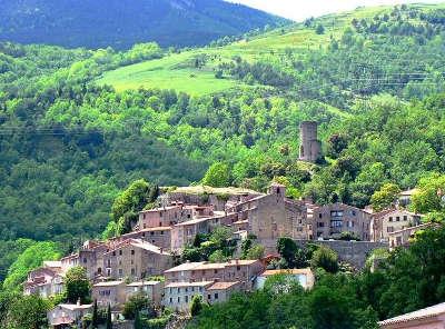 Corsavy haut vallespir routes touristiques des pyrenees orientales guide du tourisme du languedoc roussillon