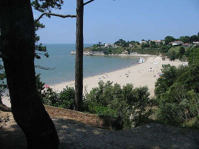 Cote de beaute la plage des nonnes a meschers routes touristique de charente maritime guide du tourisme poitou charente