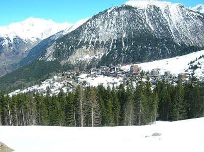 Courchevel 1650 ou moriond routes touristiques de savoie guide touristique de rhone alpes