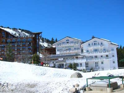 Courchevel station de ski chalets routes touristiques de savoie guide touristique de rhone alpes