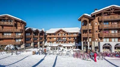 Courchevel station de ski routes touristiques de savoie guide touristique de rhone alpes