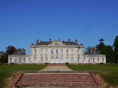 Craon chateau routes touristiques de mayenne du tourisme du pays de la loire