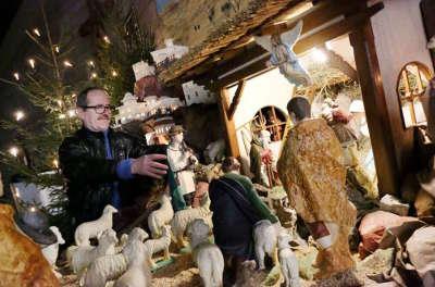 Creche de noel routes touristiques de la moselle guide du tourisme de la lorraine