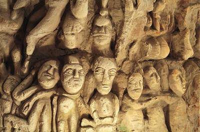 Deneze sous doue la cave aux sculptures routes touristiques de maine et loire guide du tourisme du pays de la loire