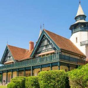 Domaine de francon villages de vacances biarritz le chateau
