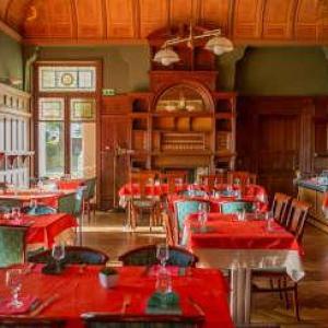 Domaine de francon villages de vacances biarritz restaurant