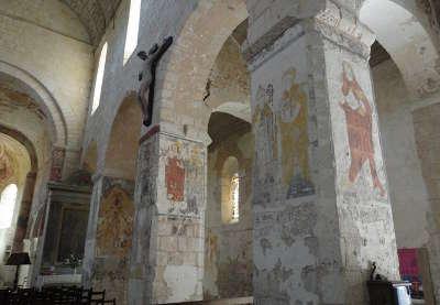 Eglise saint genest lavardin routes touristiques dans le loir et cher guide du tourisme centre va