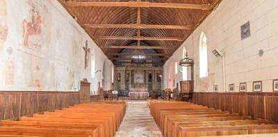 Eglise saint hilaire villiers sur loir routes touristiques dans le loir et cher guide du tourisme centre va