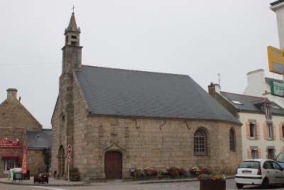 Erdeven chapelle de la vraie croix routes touristiques dans le morbihan guide du tourisme en bretagne