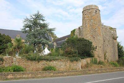 Erdeven chateau de kercadio routes touristiques dans le morbihan guide du tourisme en bretagne