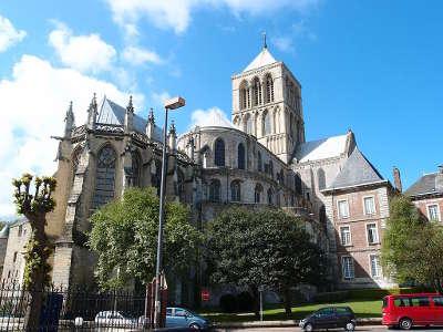 Fecamp abbaye de la trinite routes touristiques de seine maritime guide du tourisme de haute normandie