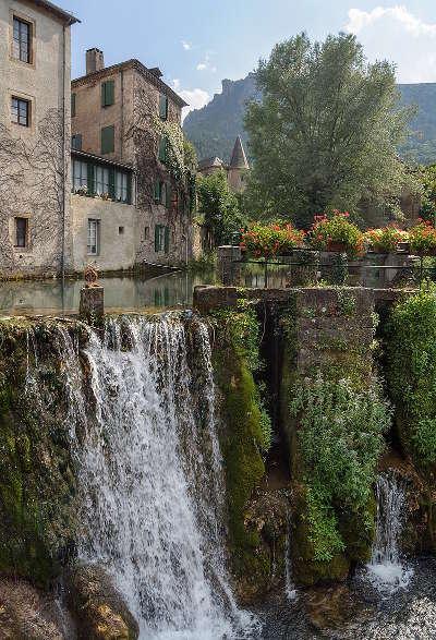 Florac ville d art et d histoire routes touristique de la lozere guide du tourisme du languedoc roussillon